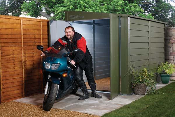 мотоцикла своими для руками гараж