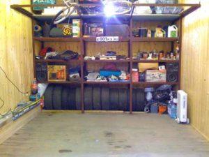 ремонт гаража самостоятельно