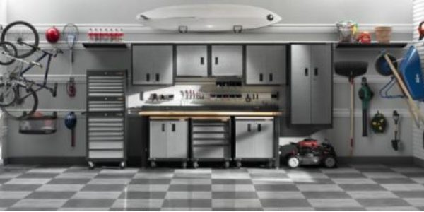 Оборудование для домашнего гаража
