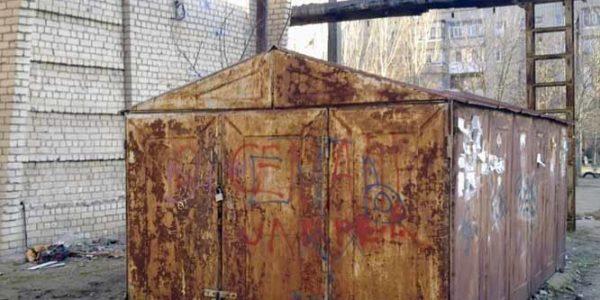 В Самаре в заброшенном гараже обнаружили 10 автоматов и 8 гранатометов