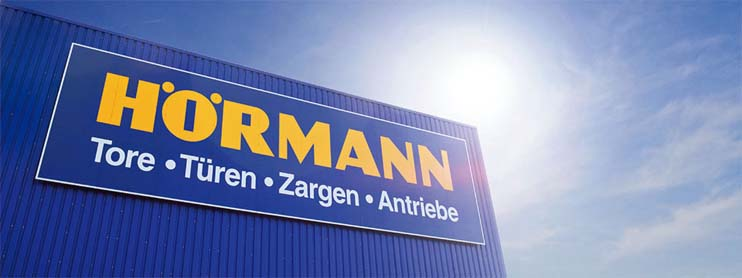ворота Hormann