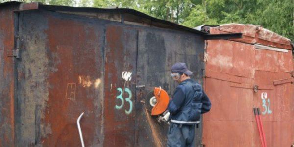 Зам начальника областной полиции в Самаре привлечен за снос гаража