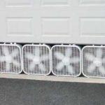 Установка вентиляции для гаража
