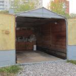 Увеличение проема ворот и удлинение потолков гаражей
