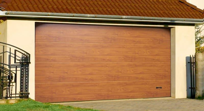 ремонт ворот Alutech для гаража
